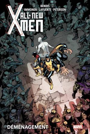 All-New X-Men TPB Hardcover - Marvel Deluxe - Issues V1 2 Comics