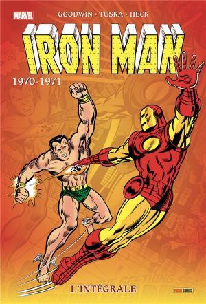 Iron Man 1970 TPB Hardcover - L'Intégrale