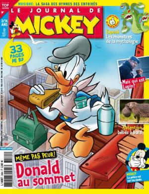 Le journal de Mickey 3584 Simple