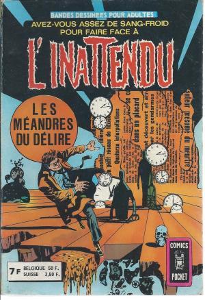 L'Inattendu édition Recueil Kiosque (1975 - 1980)