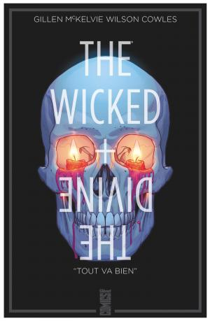 The Wicked + The Divine 9 TPB hardcover (cartonnée)