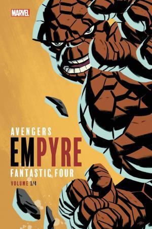Empyre édition TPB Hardcover (cartonnée) - Collector