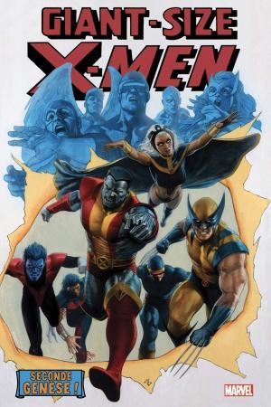 Giant-size x-men Remake  TPB Hardcover (cartonnée) - OGN