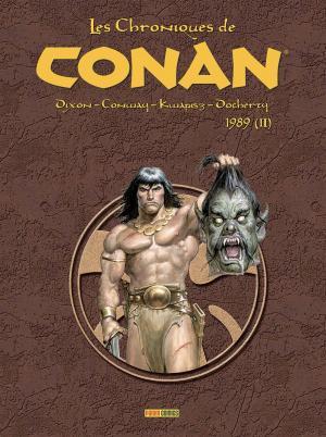 Les Chroniques de Conan 1989.2 TPB Hardcover - Best Of Fusion Comics