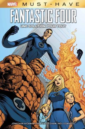 Fantastic four - Une solution pour tout  TPB Hardcover (cartonnée) - Must Have