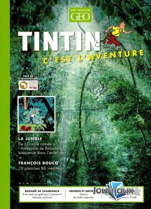 Tintin c'est l'aventure 7 - La jungle