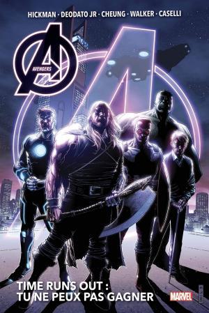 Avengers - Time Runs Out édition TPB Hardcover (cartonnée) - Marvel Deluxe
