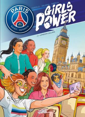 Paris Saint-Germain - Girls power 2 simple