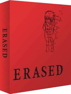 Erased édition Complete Series Collection