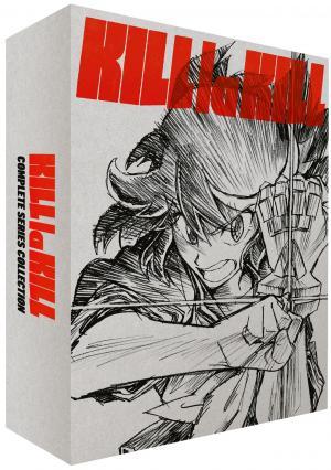 Kill La Kill  Complete Series Collection