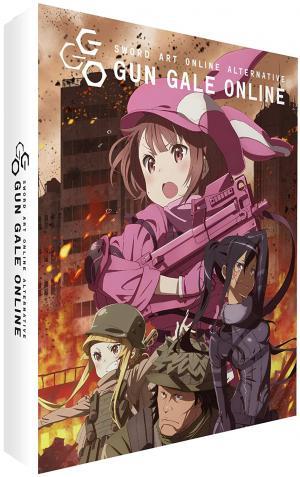 Sword Art Online: Alternative Gun Gale Online édition Complete Series Collection