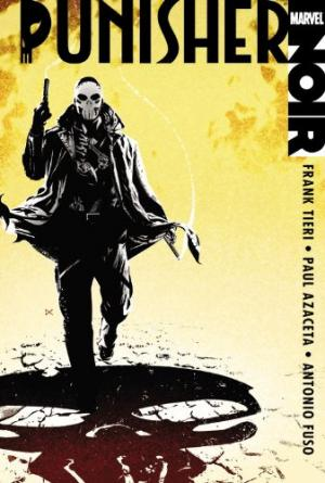 Punisher Noir édition TPB Softcover