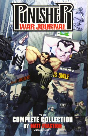 Punisher War Journal édition Punisher War Journal by Matt Fraction: The Complet