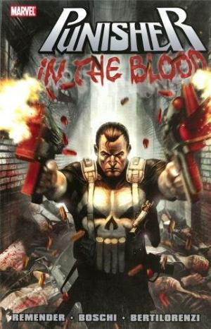 Punisher # 1 TPB Softcover - In the blood