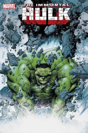 Immortal Hulk édition Issue Flatline