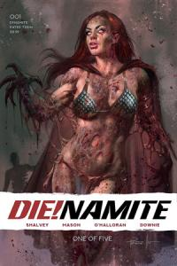 Die!namite édition simple