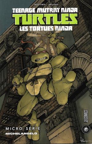 Les Tortues Ninja édition Micro-série