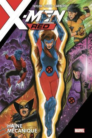 X-Men - Red édition TPB Hardcover (cartonnée) - Marvel Deluxe