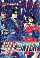 City Hunter - Nicky Larson T.13