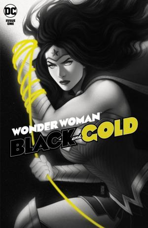 Wonder Woman - Black and Gold édition Issues (2021)