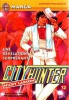 City Hunter - Nicky Larson T.12