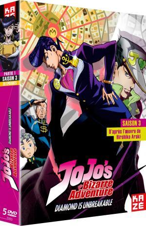 Jojo's Bizarre Adventure - Diamond is unbreakable édition simple