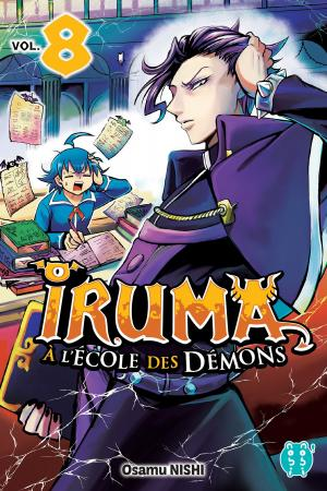 Iruma à l'école des démons 8 simple