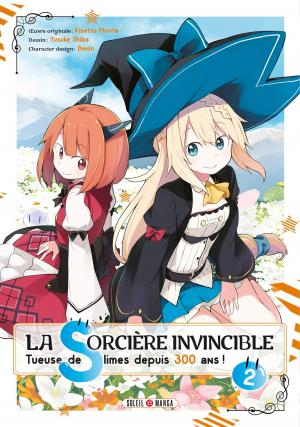 La Sorcière Invincible 2 simple