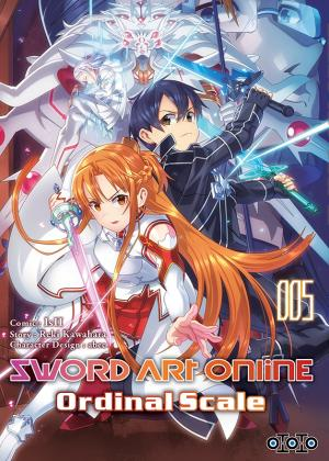 Sword Art Online - Ordinal Scale 5 Simple