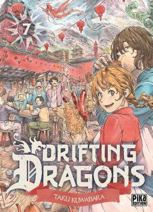 Drifting dragons #7