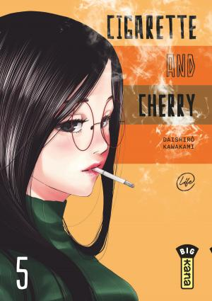 CIGARETTE AND CHERRY 5 simple