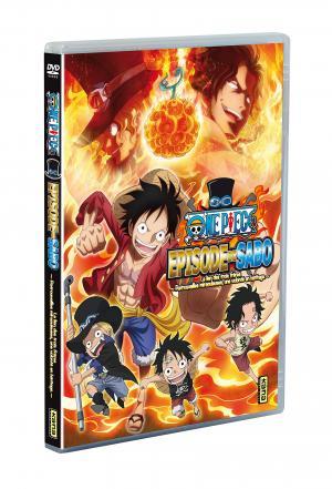 0 - One Piece - Épisode de Sabo : Le lien des trois frères ~Retrouvailles miraculeuses, une volonté en héritage~