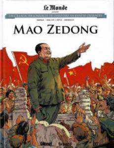 Les grands personnages de l'histoire en bandes dessinées 19 - Mao Zedong