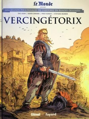 Les grands personnages de l'histoire en bandes dessinées 2 - Vercingetorix