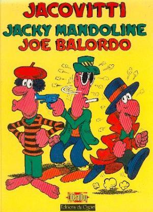 Jacky Mandoline Joe Balardo édition simple