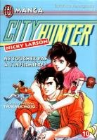 City Hunter - Nicky Larson T.10