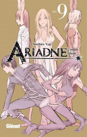Ariadne l'empire céleste 9 Manga
