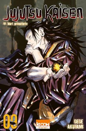 couverture, jaquette Jujutsu Kaisen 9