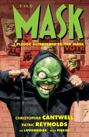 The Mask édition TPB Softcover - I pledge allegiance to the mask