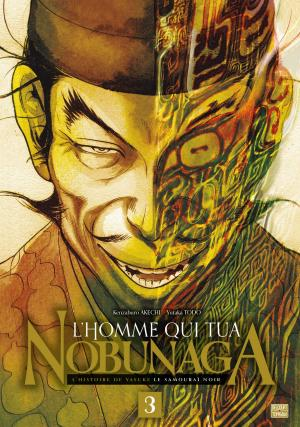L'Homme Qui Tua Nobunaga 3 simple