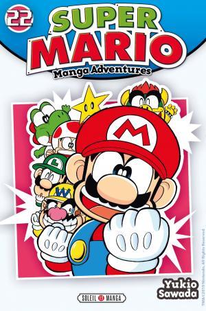 Super Mario 22 Manga adventures