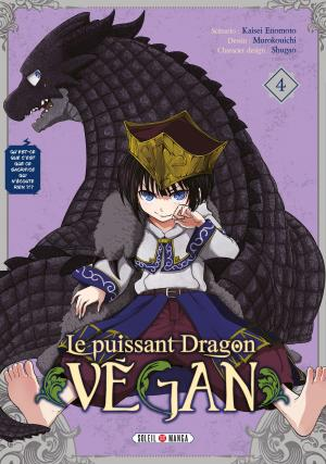 Le puissant dragon végan 4 simple