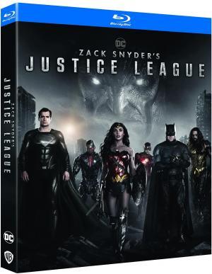 Zack Snyder's Justice League édition simple