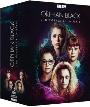 Orphan Black 0 - Intégrale