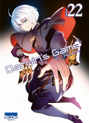 couverture, jaquette Darwin's Game 22