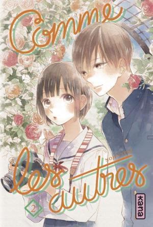 Comme les autres 2 Manga