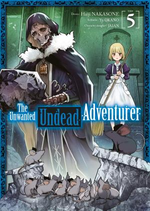 The Unwanted Undead Adventurer 5 simple