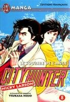 City Hunter - Nicky Larson T.8
