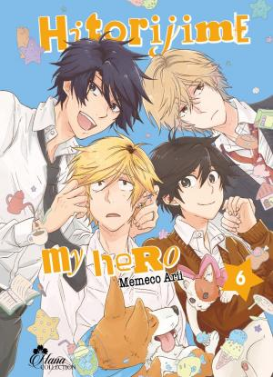 Hitorijime My Hero 6 simple