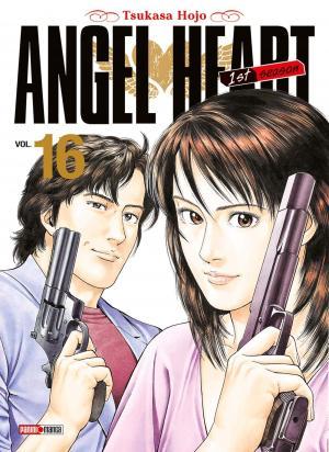 couverture, jaquette Angel Heart Nouvelle édition 2020 16